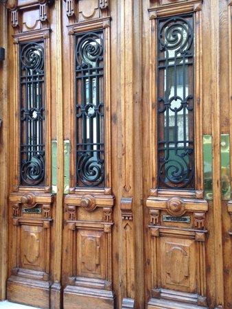 Hotel Boutique Raco de Buenos Aires: Front door