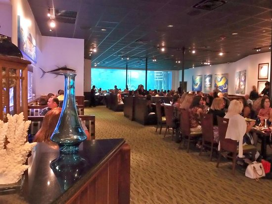 Guy Harvey Outpost, a TradeWinds Beach Resort: RUM FISH GRILL
