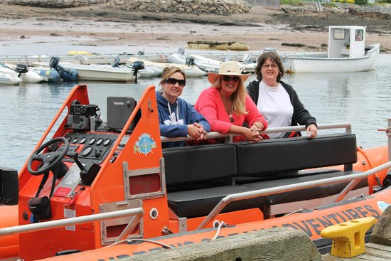 St. Andrews Ocean Adventures: Great time with great people