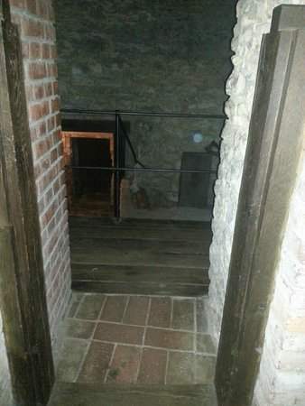 McGee's Ghost Tours of Prague: An orb
