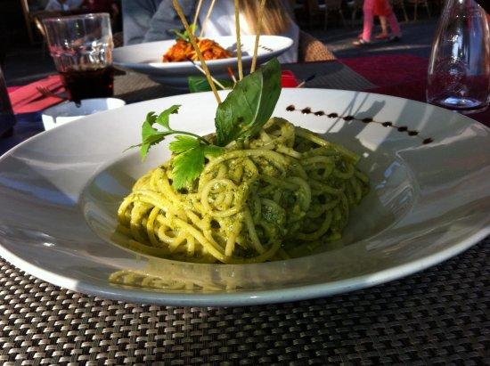 La Losa: Spagetti a la Pesto
