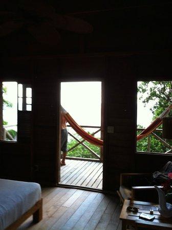 Jungle Bay, Dominica: chambre