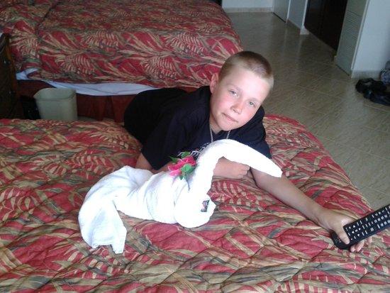Hotel Riu Palace Aruba: Our room