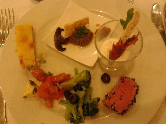 Hotel Riu Palace Aruba: Appetizers