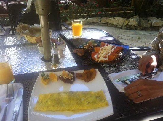 Guayaba Inn: Deliciosa la comida!!
