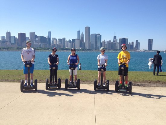 Bike and Roll: Perfect Segway Tour of Chicago