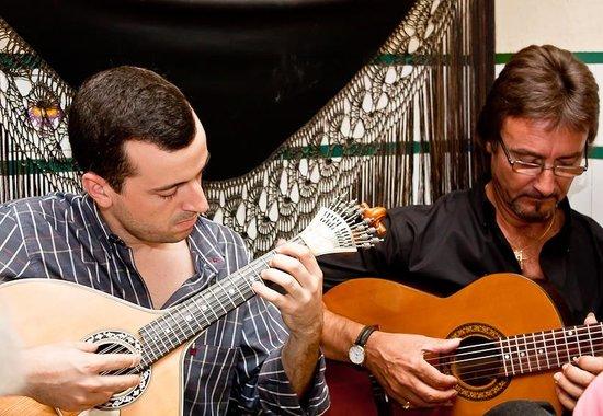 A BAIUCA: Музыканты