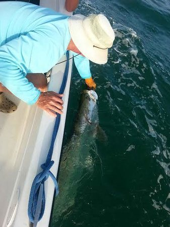 Lucky Dawg Fishing Charters: Fishing with Captain Jack
