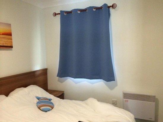 Butlin's Minehead : Curtain?