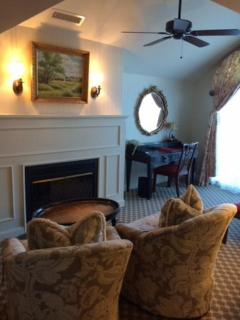 Saybrook Point Inn & Spa : room