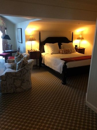 Saybrook Point Inn & Spa : room 301