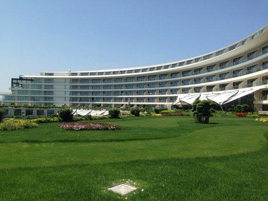 Maxx Royal Belek Golf Resort: отель