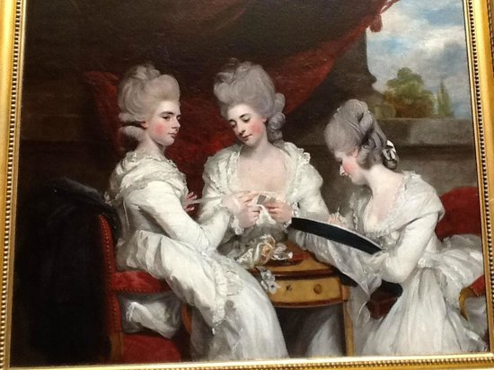 Scottish National Gallery: Joshua Reynolds