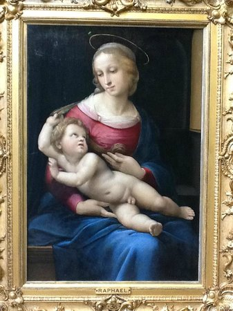 Scottish National Gallery: Raphael