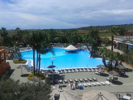 Esperia Palace Hotel: piscina