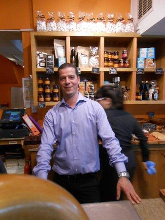 Baker & Spice - Belgravia: Manager