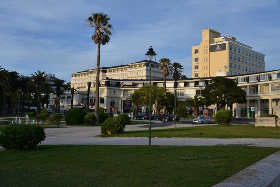 Vila Galé Estoril: Blick auf das Hotel