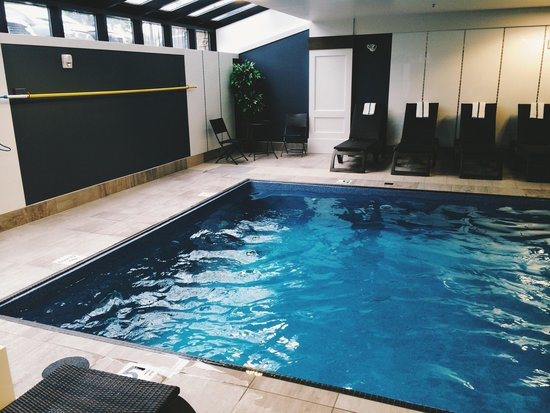Hotel Shediac: Pool