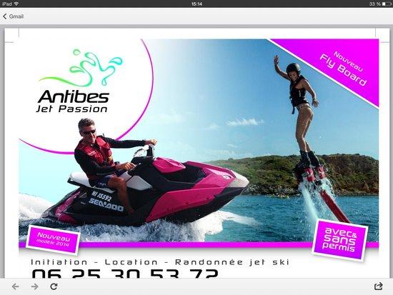 Antibes Jet Passion