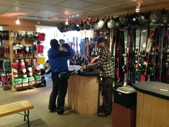 Christy Sports Ski and Snowboard: Complete Ski and snowboard equipment rentals