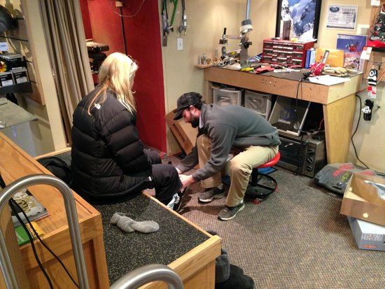 Christy Sports Ski and Snowboard: We make sure you get the right gear