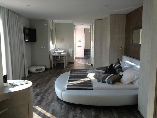 Vistabella: Penthouse suite