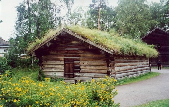 The Norwegian Museum of Cultural History: Folklore Museum - Norway