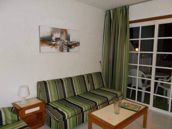 Bungalows Vista Oasis Apartments: sitting area