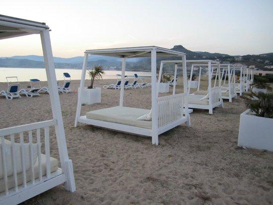 Club Marmara Grand Bleu: vue sur la plage