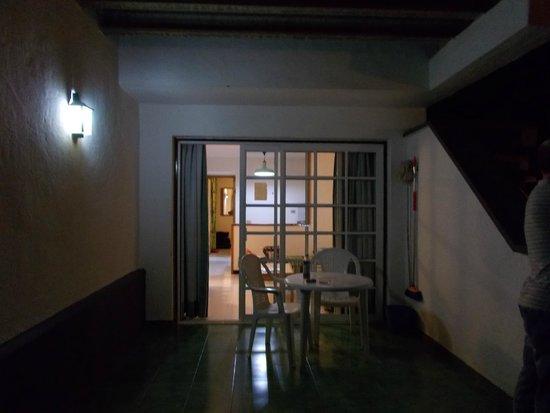Bungalows Vista Oasis Apartments: patio/terrace