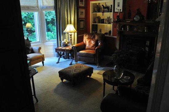 Mulberry Lodge: Fernsehzimmer