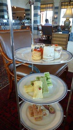 Jumeirah Al Qasr at Madinat Jumeirah: Afternoon Tea