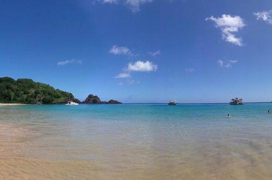 Baia do Sancho : Blue Lagoon