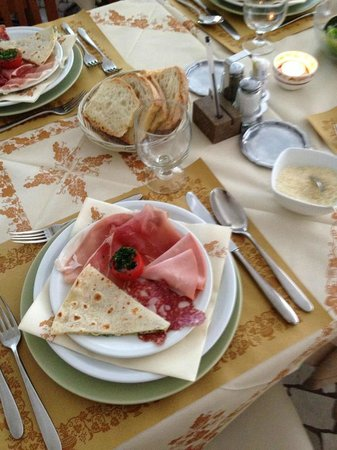 Serata Romagnola al Hotel baltic Rimini