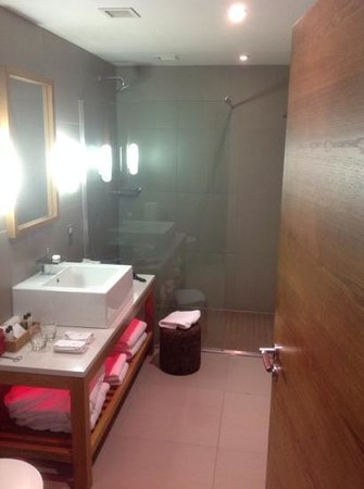 Tigerlily Hotel : Bathroom