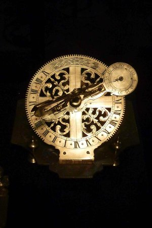 National Technical Museum : Beatiful Timepiece