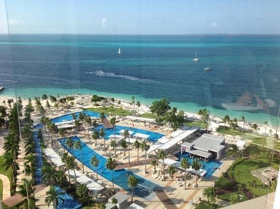 Hotel Riu Palace Peninsula: Sea View