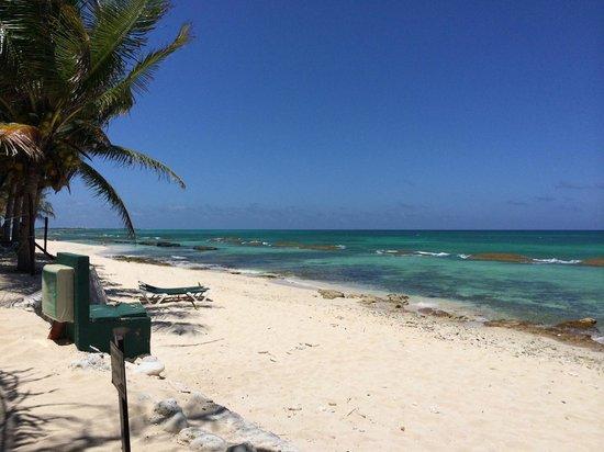 El Dorado Casitas Royale, by Karisma: Down the Beach