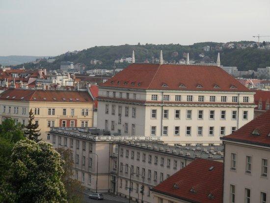 Best Western City Hotel Moran: Utsikt från hotellrum
