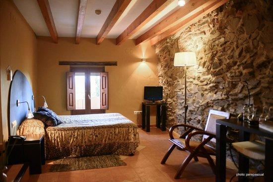 Cal Llop: superior room