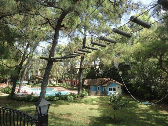 Grand Yazici Club Turban: Klimpark