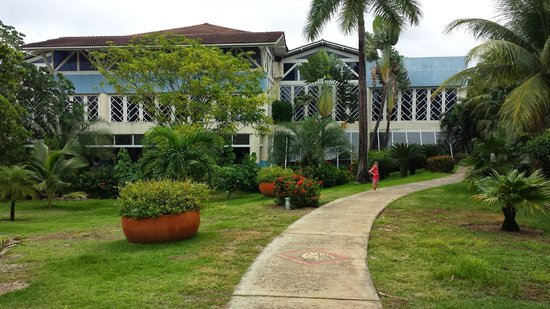 Sauipe Resorts: Vista externa do hotel.