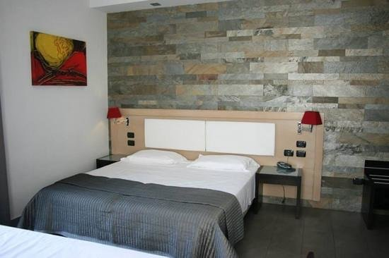 Hotel Visagi: notre chambre