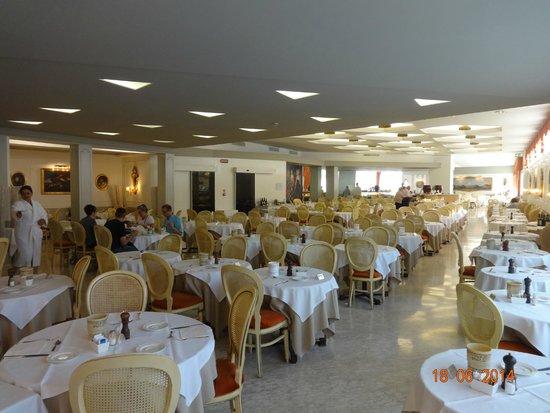 Hotel Mioni Pezzato: Ресторан