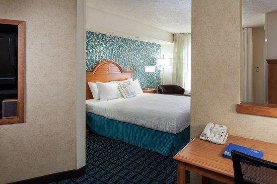 Fairfield Inn & Suites Anchorage Midtown : Executive Suite