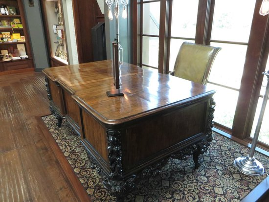 Francis Ford Coppola Winery: Godfather Desk