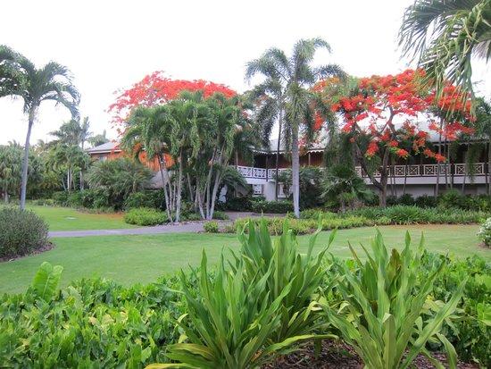 Four Seasons Resort Nevis, West Indies: Hotel