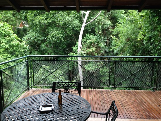 Iguazu Jungle Lodge: Our lodge we stayed in