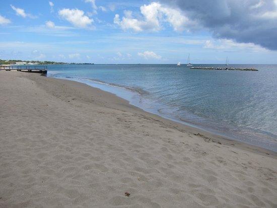Four Seasons Resort Nevis, West Indies: Beach