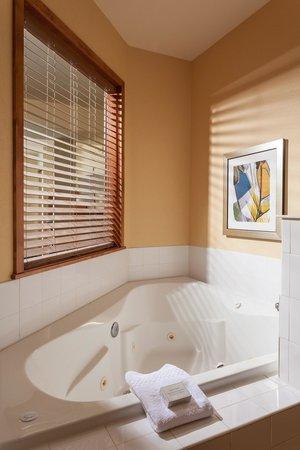 Fairfield Inn & Suites Anchorage Midtown: Spa
